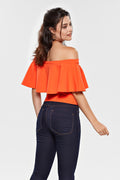 Blusa Off Shoulders - Modisch