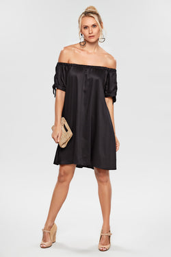 Vestido Off Shoulder - Modisch