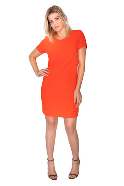 Vestido T-shirt Dress - Modisch
