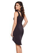 Vestido Cotton One Shoulder - Modisch