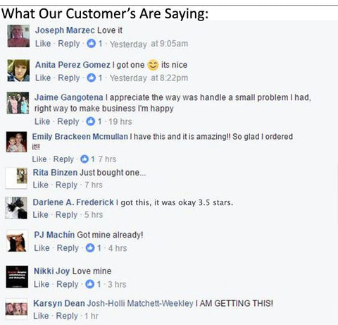 reviews of customers