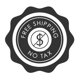 free shipping and free tax