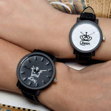 KING & QUEEN COUPLE WATCHES