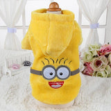 Minions Dog / Cat Jacket, , Cheap & Trendy , PetFut