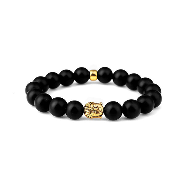 Gold Buddha Head Bracelets, Bracelet, Cheap & Trendy Inc, Wazalan