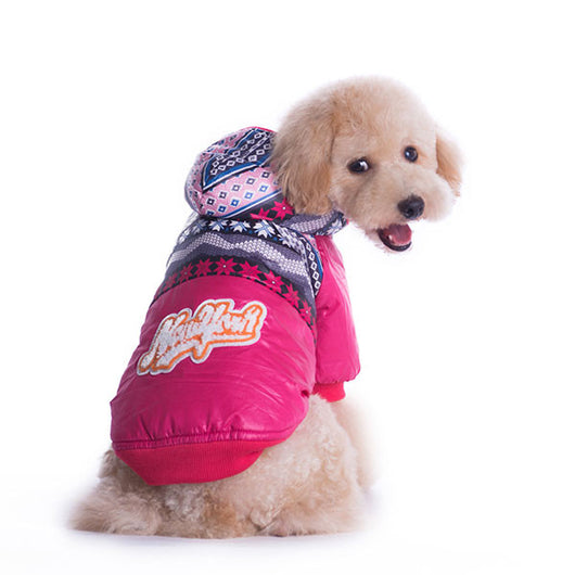 Fashionable - Winter Warm Waterproof Coat, dog, PetFut, PetFut