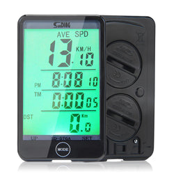 Bicycle Speedometer - Waterproof & Shockproof, , Wazalan, Wazalan