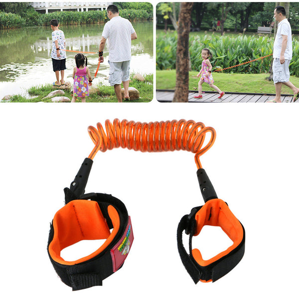 Toddler Safety Walking Harness - Anti-lost Wrist Leash, , Wazalan, Wazalan