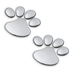 3D Sticker - Dog Paw, dogs, PetFut, Wazalan