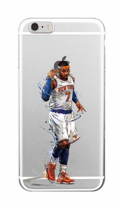 Carmelo Anthony - Phone Cases, , Wazalan, Wazalan
