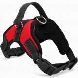 Heavy Duty Reflective Dog Harness - NEW