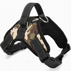 Heavy Duty Reflective Dog Harness - NEW, , PetFut, Wazalan