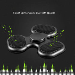 *New Version* - HD Fidget Bluetooth Speaker - Special Edition
