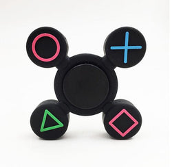 NEW - PlayStation 4 Button Fidget Spinner