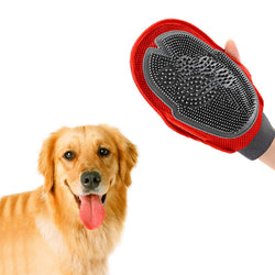 Shower Glove Brush - Dogs & Cats, , Cheap & Trendy , PetFut