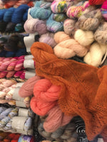Qing Fibre Make Waves at Make Joy