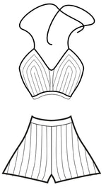 Homebody Loungewear Set Pattern - Download Version