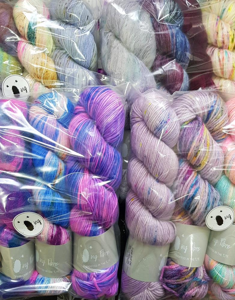 Qing Fibre Lucky Dip Bundle