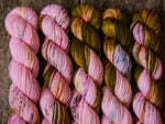 Qing Fibre Sock 50g - Meadow