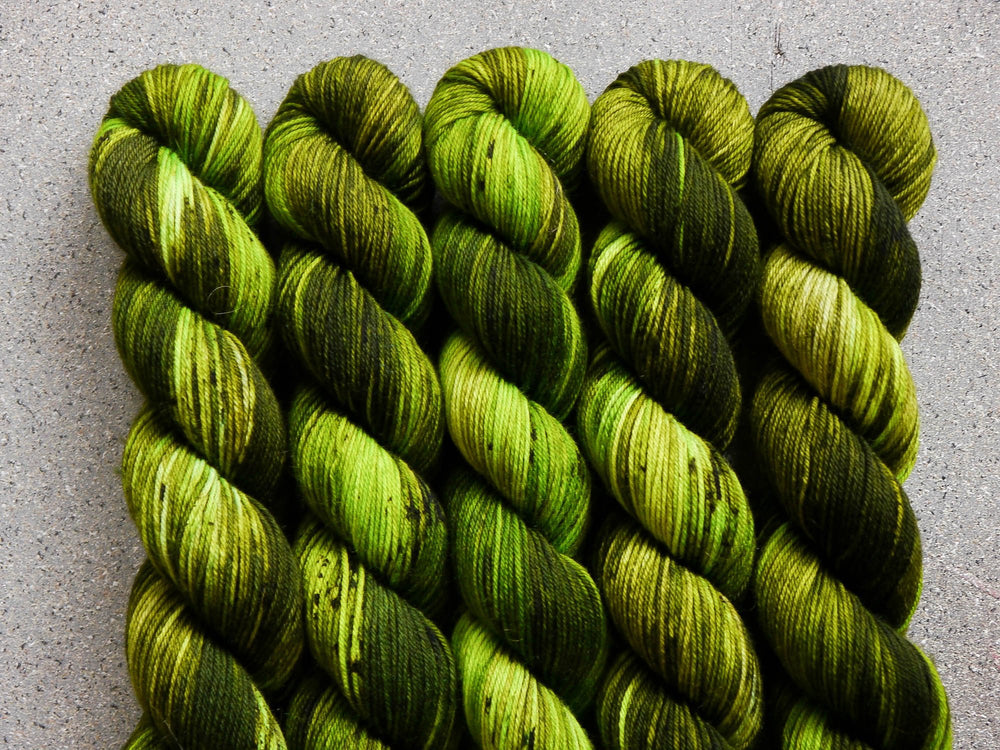 Qing Fibre Sock 50g - Matrix