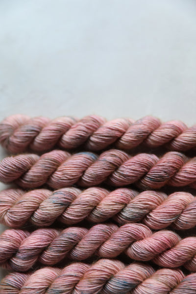 Qing Fibre Merino Single MINIS - Bone