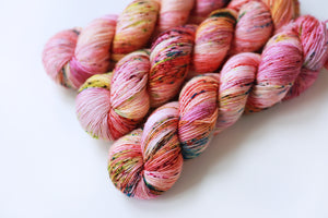 Qing Fibre Merino Single - Ametrine