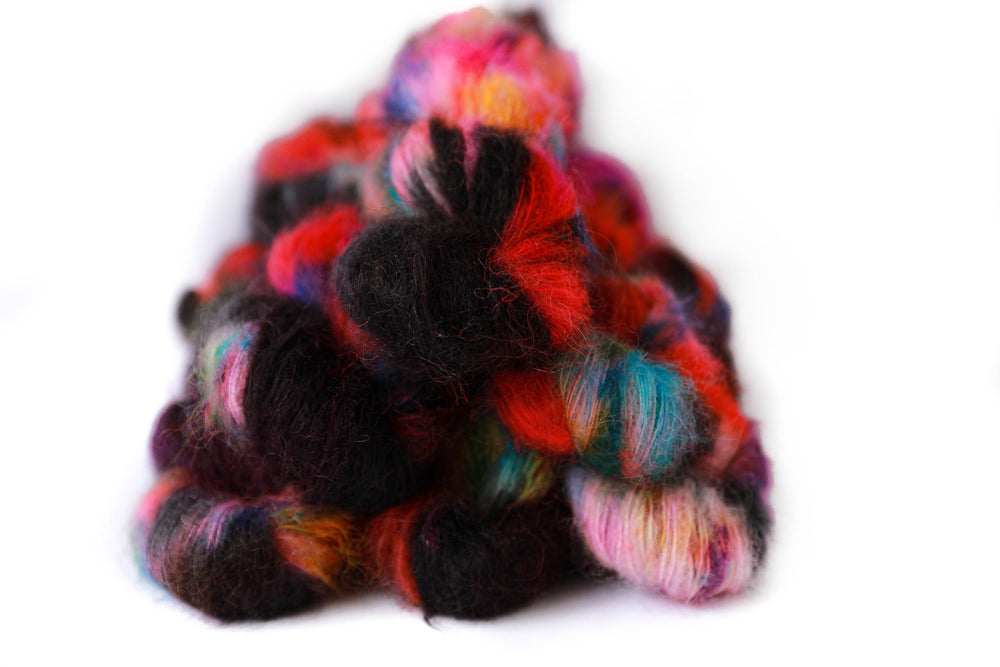 Kid Mohair Silk - Blackhare