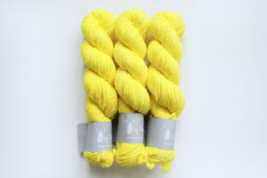 Big Merino Chunky- Lemon