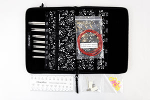 ChiaoGoo TWIST Red Lace Interchangable Needle Set