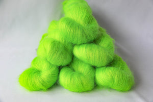 Kid Mohair Silk - Poison
