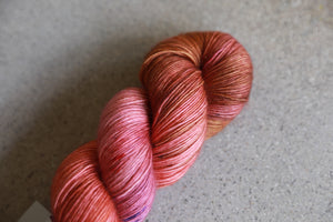 Qing Fibre Merino Single - Toffee Apple