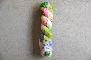 Qing Fibre Merino Single - Bitter Melon