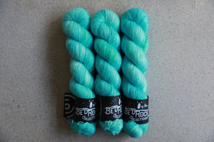 Qing Fibre Merino Single - Nassau