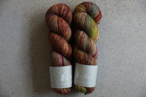 Qing Fibre Merino Single - Mole