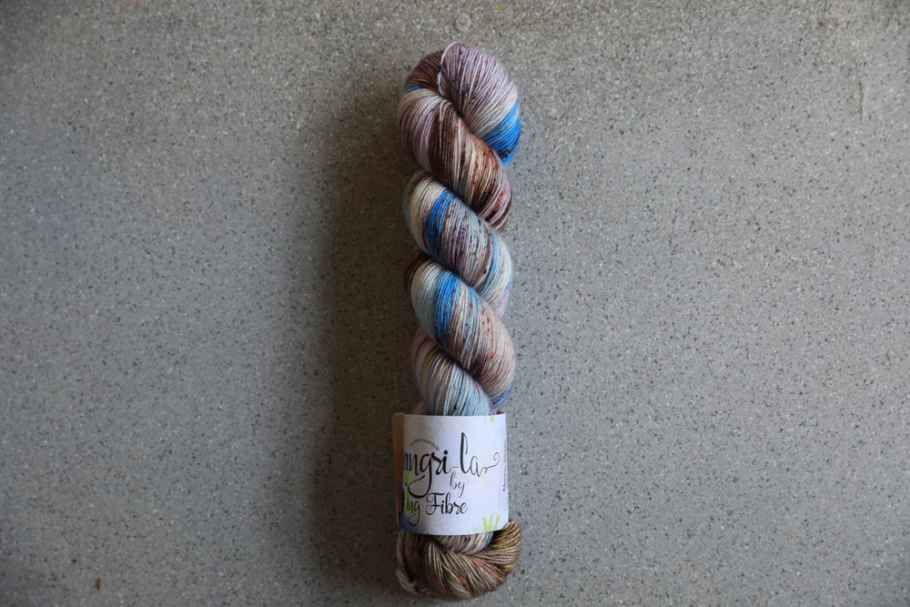 Merino Single - Dirt