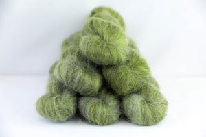 Kid Mohair Silk - Olea
