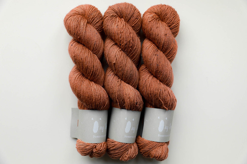 Qing Fibre Merino Single - Dune
