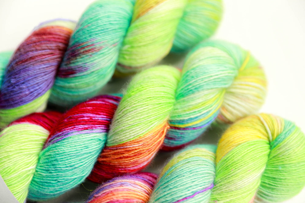 Qing Fibre Merino Single - Opal