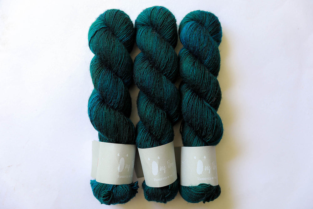 Qing Fibre Merino Single - Forest
