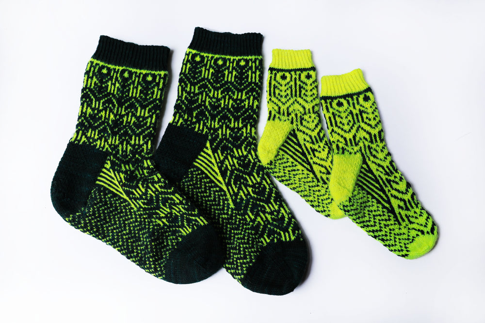 Wàzi Socks Kit