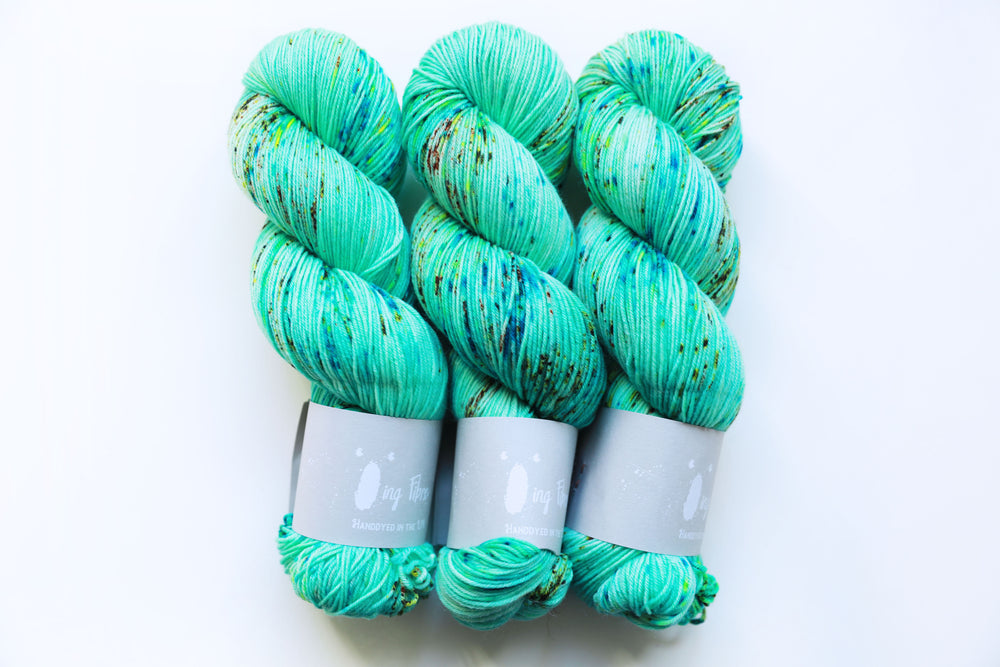 Merino Fingering - Duck Egg
