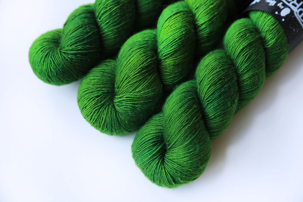 Merino Single - Emerald