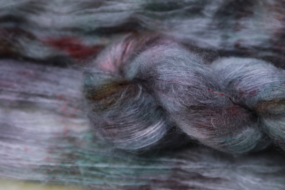 Kid Mohair Silk - Slate
