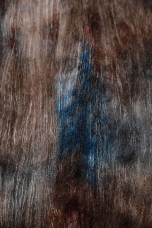 Qing Fibre Kid Mohair Silk - Bluefinch