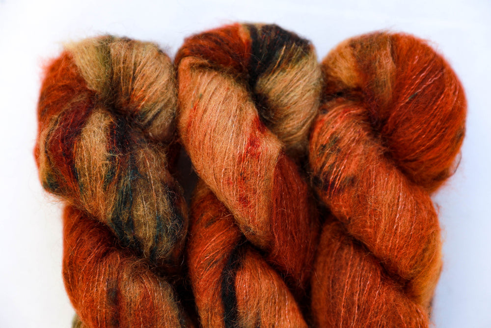 Kid Mohair Silk - Nest