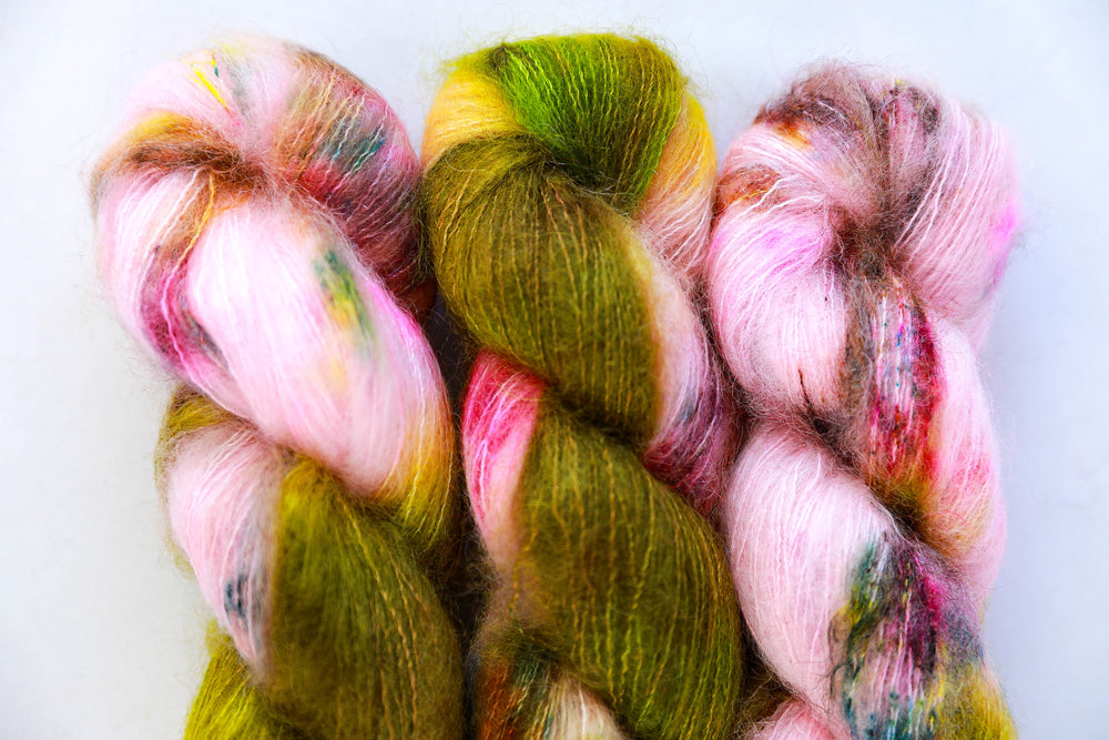 Kid Mohair Silk - Meadow