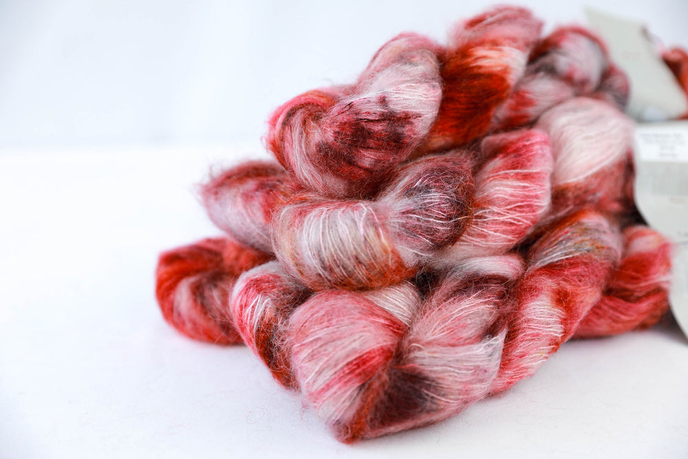 Kid Mohair Silk - Crackle