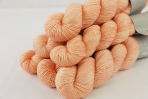 Merino Single - Peachy