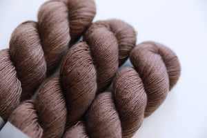 Qing Fibre Merino Single - Finch