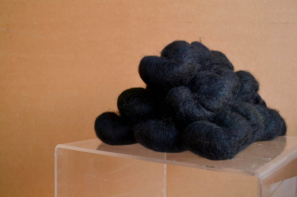 Kid Mohair Silk - Caviar